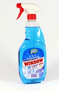 Window płyn do mycia szyb 750ml alkohol   amoniak