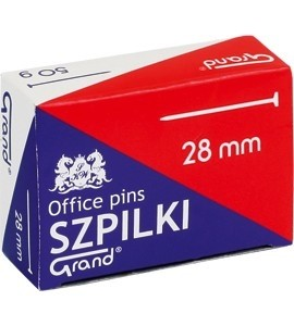 Szpilki Grand 50g 28mm